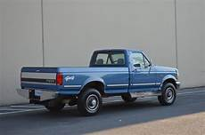 how cars run 1993 ford f250 security system built 1993 ford f250 reg cab long bed 7 5l xlt 4x4 only 83 529 original miles classic ford f