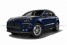 Porsche Macan 2018 Couleurs Colors