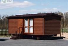 Ab Mobil Haus 7x3 5m Domek Mobilny 7x 3 5m Occasion
