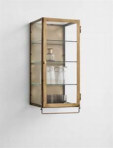 single küchen günstig industrie design tolle wandvitrine aus metall mit 3 beweglichen glaseinlegeb 246 den und einer