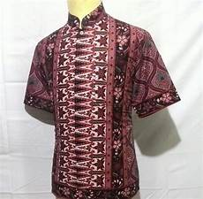 jual beli kemeja batik pria baju batik koko cowok com