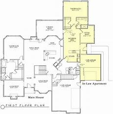 ranch house plans with inlaw suite inlaw suite house plans house plans with detached mother