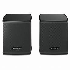 bose wireless surround speakers bose black pair 809281 1100