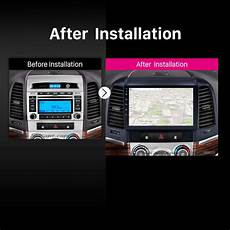 oem 2005 2012 hyundai santa fe radio upgrade with android