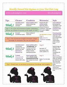 Hair Regimen For Hair