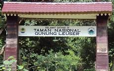 Beberapa Cagar Alam Dan Suaka Margasatwa Di Indonesia