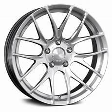 breyton 174 race gts r wheels hyper silver rims