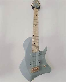 Here S What Tosin Abasi S New Signature Guitar Looks And
