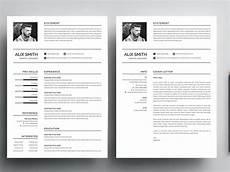 65 best free ms word resume templates 2020 webthemez