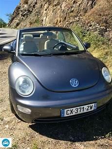 new beetle occasion pas cher achat volkswagen new beetle carat cab 2006 d occasion pas