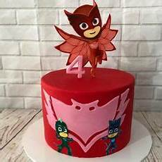 Malvorlagen Pj Masks Cake Owlette Birthday Cake Owlette Birthday Pj Masks