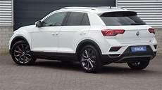 Volkswagen New T Roc 2018 Sport White 18 Inch Grange