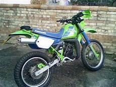 1989 kawasaki kmx200 moto zombdrive