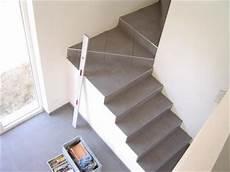 Carrelage De L Escalier Notre Reve Notre Projet