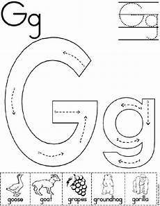 worksheets letter g 22997 alphabet letter g worksheet standard block font preschool printable activity http www