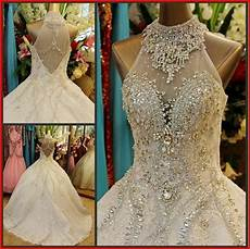 Gown Wedding Dress With Crystals