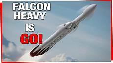 Elon Musk Confirms Spacex Falcon Heavy Launch Date Falcon