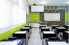 Interior International Standart Classroom Part 2