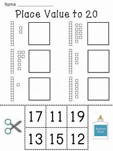 place value worksheets kindergarten 5166 place value worksheets base 10 blocks numbers practice decenas y unidades centros de