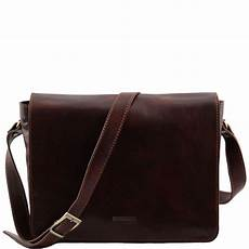 sac besace ordinateur cuir homme tuscany leather