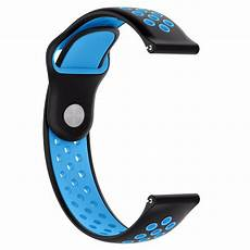 Bakeey 22mm Silicone Stomata Smart by Bakeey 22mm Stomata Silicone Smart Band For Xiaomi