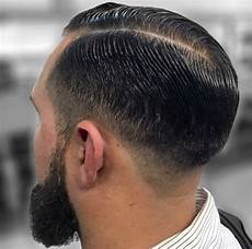 traditional haircut with low fade yelp