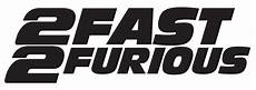 Fast And Furious Logo - file 2fast2furious logo svg wikimedia commons