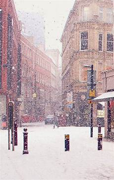 Iphone Wallpaper New York Winter by Snow In City Wallpapers Wallpaper Cave
