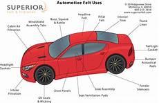 automotive textiles and felt automotive filter manufacturers superior felt filtration llc