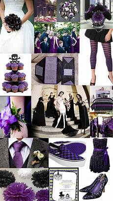paper doll color day black and purple