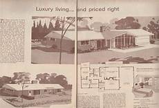 atomic ranch house plans americanhome1958 copy 2 mid century ranch mid century