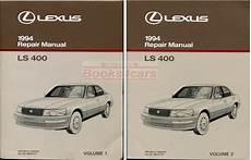 service manuals schematics 1994 lexus ls lane departure warning shop manual ls400 service repair 1994 book ls 400 haynes chilton
