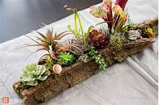 Gartendekoration Tischdeko Baumrinde Ein Designerst 252 Ck