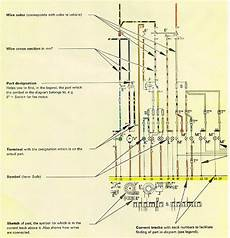 1972 vw thing wiring diagram thesamba vw thing wiring diagrams