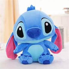 38cm one piece lovely stitch with big ear plush toys super soft pp cotton stuffed