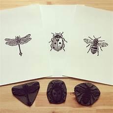 Bee Linocut Print Handmade Original En 2019