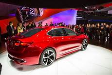 2015 acura tlx set for 2014 new york auto show edmunds