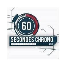 60 Secondes Chrono Studios Du Lendit Billetreduc