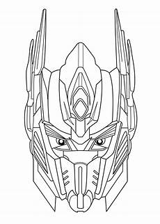 Malvorlagen Transformers In Transformers Coloring Pages For Free Printable