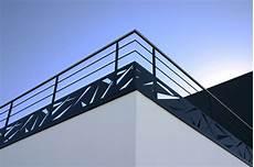 garde corps terrasse design garde corps m 233 tal pour terrasse ext 233 rieure vend 233 e escaliers