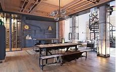 3 stylish and industrial inspired loft industrial style loft in kiev showcases impressive design