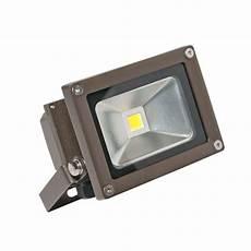 irradiant 1 head bronze led day light outdoor wall flood light fl 101 45 db the