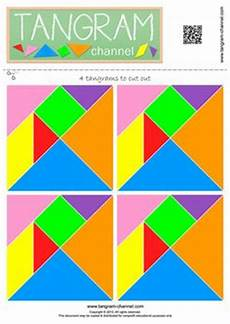 Tangram Kinder Malvorlagen Tutorial Free Printable Tangram Puzzles To Print For When Your
