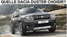 dimension pneu duster 4x2 quelle dacia duster choisir