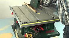 bosch pts 10 table saw w444w eng