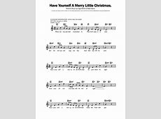 frank sinatra have yourself a merry christmas