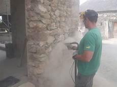 décaper peinture mur decapage toutes surfaces aerogommage murs en