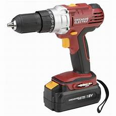 18 volt 1 2 in cordless variable speed drill driver