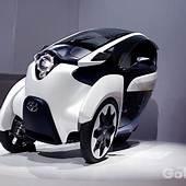 GPod 3 The 2013 Tokyo Motor Show
