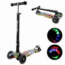 kinder roller scooter 3 r 228 der h 246 henverstellbarer